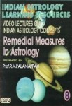 [DVD] Remedial Measures in Astrology by Prof. R. M. Palaniappan [SA]