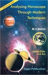 Analysing Horoscope Through Modern Techniques by  M.S. Mehta sagar publications astrology books