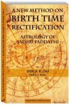 A New Method on Birth Time Rectification by Saptarishis Astrology
