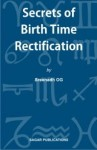 Secrets of Birth Time Rectification by Sreenadh OG [SP]