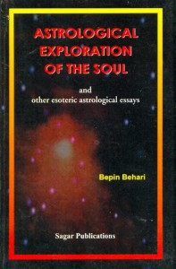 Astrological Exploration Of The Soul by Bipin Bihari  sagar publications astrology books
