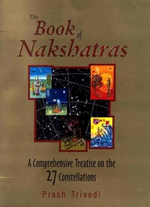 The Book Of Nakshatras [Back In Print] by Prash Trivedi sagar publications astrology books