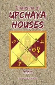 Charisma of Upchaya Houses By Lft. Col Raj Kumar sagar publications astrology books