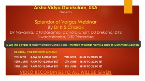 Splendor of Vargas Webinar By Dr K S Charak, [AVG]