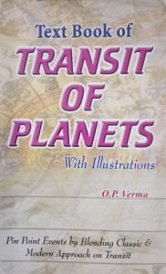 The book of transit of planets     [RP]