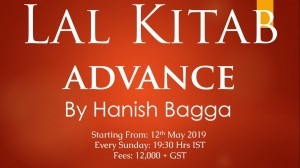 Lal Kitab Advance by Hanish Bagga