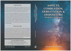 ASPPECTS COMBUSTION DEBILITATION& DISPOSITORS BY DINESH S.MATHUR