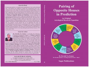 Pairing of Opposite Houses in prediction by Dr. Revathi Vee Kumar