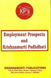 Employment Prospects and Krishnamurti Padhdhati [KP]