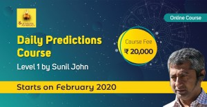 Daily Predictions Course - Level 1 By Sunil John