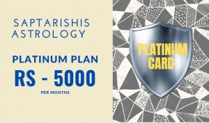 Platinum Plan Saptarishis Astrology