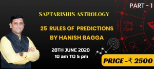 {Recording}  25 RULES OF PREDICTIONS BY HANISH BAGGA