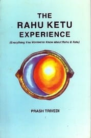 The Rahu Ketu Experience [Back In Print] by Prash Trivedi sagar publications astrology books