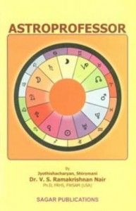 Astro Professor By Dr. V.S. Ramakrishna Nair | Astroprofessor | astrology books