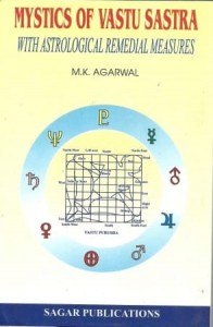 Mystics Of Vastu Sastra by M K Agarwal sagar publications astrology books
