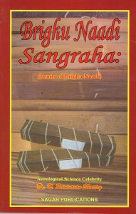 Brighu Naadi Sangraha By Dr. N Srinivasan Shastry sagar publications astrology books