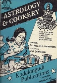 Astrology & Cookery By Dr. K.N Saraswathy [KaP]
