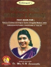 Pictorial Hindu Astrology & Marriage by Prof. Dr. K N Saraswathy [KaP]