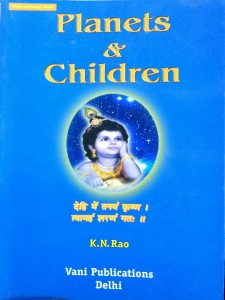 Planets & Children by Shri. K N Rao [VP]