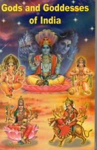 Gods and goddesses of india BY b.k.chaturvedi