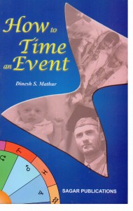 How to time an event by dinesh s.mathur