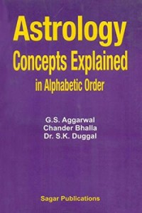 Astrology Concepts Explained By CS Agarwal