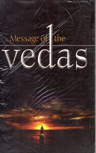 Message of Vedas By B B Paliwal [DP]