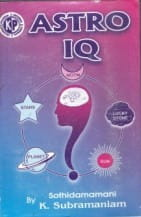 Astro IQ By K. Subramaniam [KP]