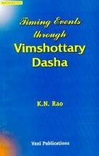 Timing Events Through Vimshottari Dasha by k n rao