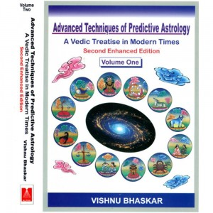 Advanced Techniques Predictive Astrology: Vol 1 & 2