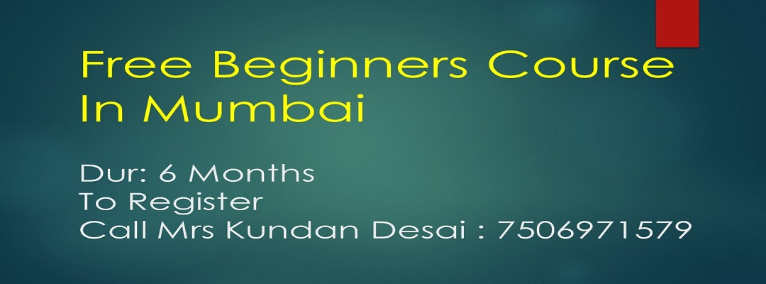 Free Beginners Course