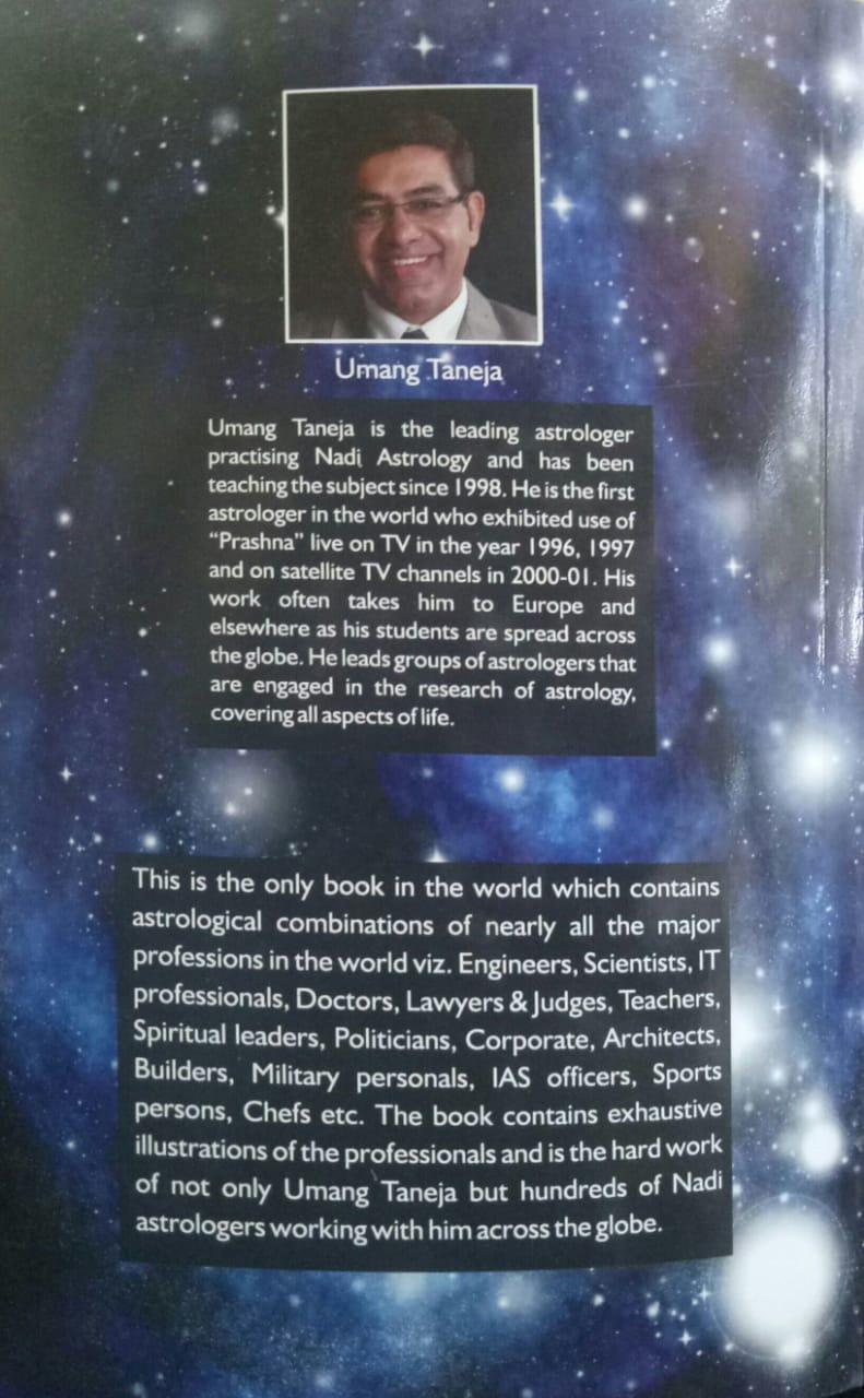Nadi Astrology & Profession By Umang Taneja [UTP]